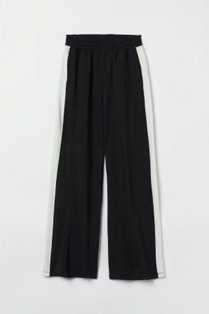 H&M Kobieta Spodnie dresowe - Szerokie joggersy