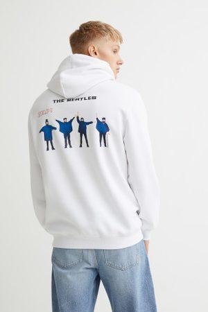 H&M Mężczyzna Bluzy z kapturem - Bluza z kapturem