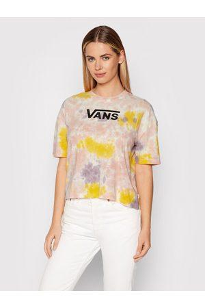 Vans Kobieta Z krótkim rękawem - T-Shirt Interrupt VN0A5I7U Regular Fit