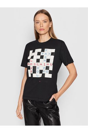 Love Moschino T-Shirt W4H0617M 3876 Regular Fit