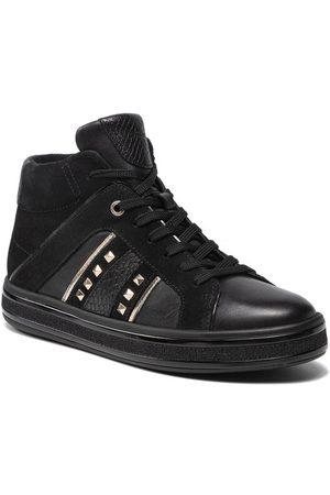 Geox Dziewczynka Kozaki - Sneakersy D Leelu' B D16FFB 08522 C9999