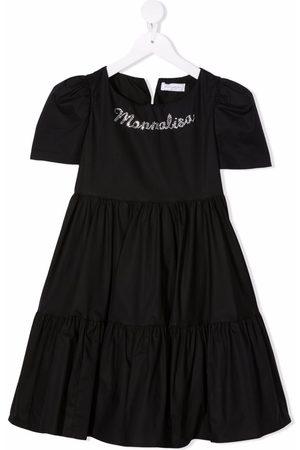 MONNALISA Dziewczynka Sukienki dzienne - Black