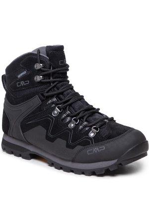 CMP Mężczyzna Buty trekkingowe - Trekkingi Athunis Mid Trekking Shoe Wp 31Q4977