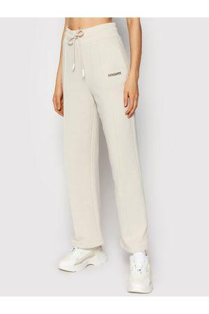 Patrizia Pepe Kobieta Spodnie dresowe - Spodnie dresowe 2P1349/A9R5-W330 Regular Fit