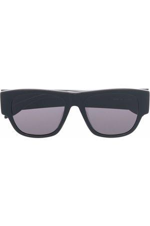 Alexander McQueen Mężczyzna Okulary przeciwsłoneczne - Black