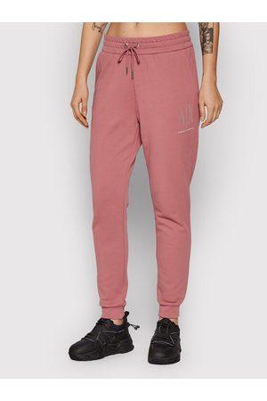 Armani Kobieta Spodnie dresowe - Spodnie dresowe 8NYPDX YJ68Z 1493 Regular Fit