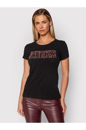 Liu Jo Kobieta Z krótkim rękawem - T-Shirt WF1434 J5003 Regular Fit