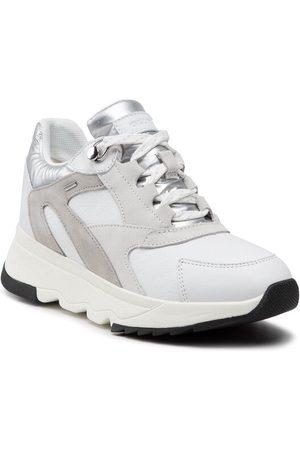 Geox Kobieta Sneakersy - Sneakersy D Falena B Abx A D16HXA 04622 C1352