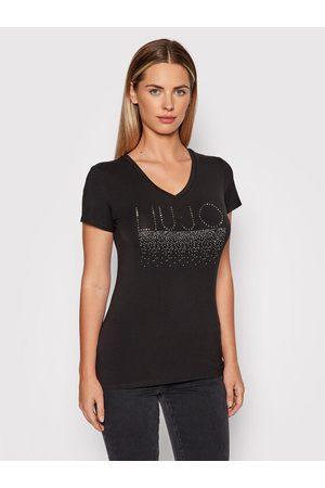 Liu Jo Kobieta Z krótkim rękawem - T-Shirt 5F1110 J7905 Regular Fit