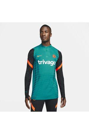 Nike Mężczyzna Sportowe Topy i T-shirty - Męska treningowa koszulka piłkarska Dri-FIT ADV Chelsea F.C. Strike Elite