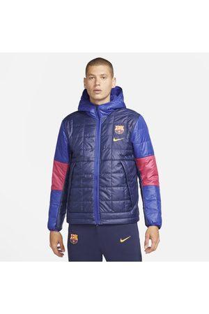 Nike Męska kurtka z dzianiny FC Barcelona Synthetic-Fill