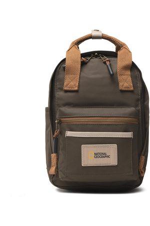 NATIONAL GEOGRAPHIC Plecak - Small Backpack N19182 Khaki 11