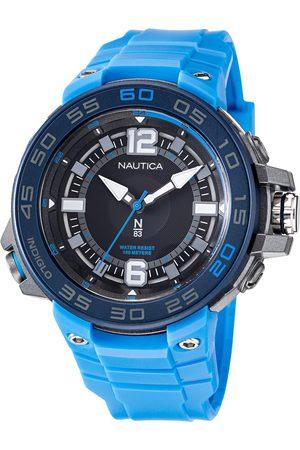 Nautica Mężczyzna Zegarki - Zegarek - N83 Gents NAPCNF107 Blue/Navy