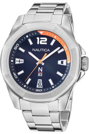 Nautica Zegarek - NAPTBF103 Silver/Silver