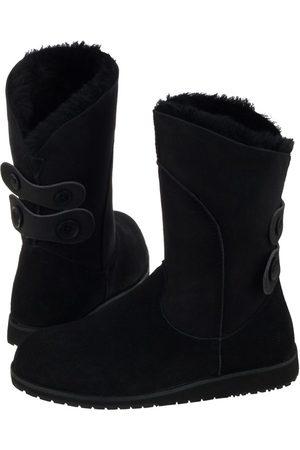 Emu Kobieta Kozaki - Buty Anda Black W11854 (EM273-b)