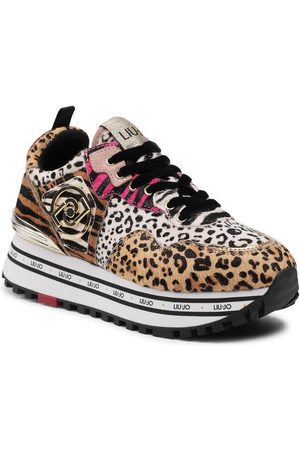 Liu Jo Kobieta Sneakersy - Sneakersy Maxi Wonder 1 BF1051 PX008