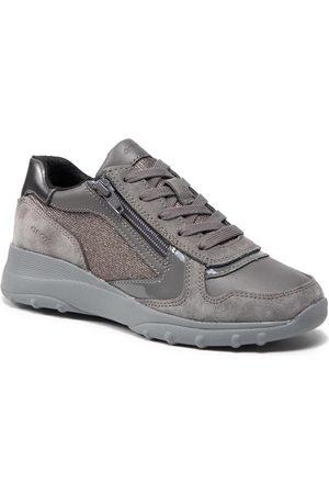 Geox Sneakersy D Alleniee B D16LPB 0EW22 C9002