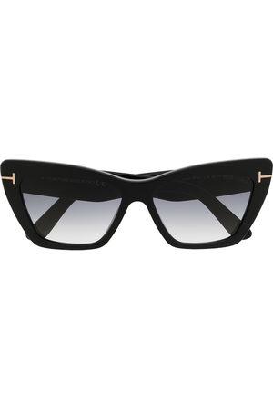 Tom Ford Mężczyzna Okulary przeciwsłoneczne - Black
