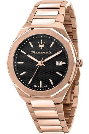Maserati Mężczyzna Zegarki - Zegarek - Stile R8873642007 Rose Gold/Rose Gold