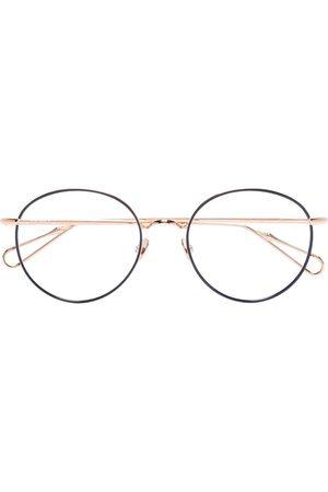 AHLEM Mężczyzna Okulary przeciwsłoneczne - Gold