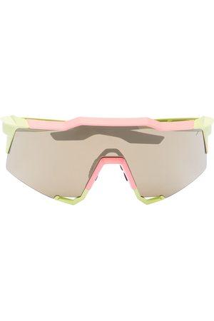 100% Eyewear Mężczyzna Okulary przeciwsłoneczne - Pink