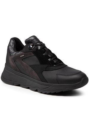 Geox Kobieta Sneakersy - Sneakersy D Falena B Abx A D16HXA 04622 C9999