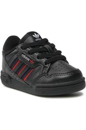 adidas Sneakersy - Buty Continental 80 Stripes El S42614