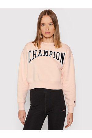 Champion Bluza Collegiate Logo 114767 Regular Fit