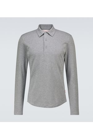 Orlebar Brown Laughton long-sleeved polo sweater