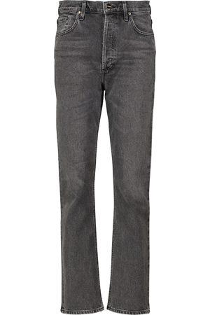 Goldsign Kobieta Z wysokim stanem - The Morgan high-rise straight jeans