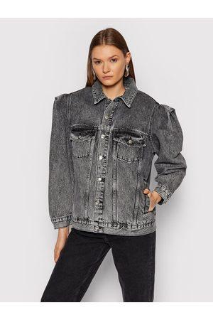 IRO Kobieta Kurtki jeansowe - Kurtka jeansowa Chigny AP213 Regular Fit