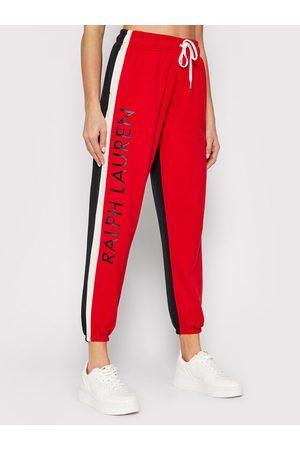 Polo Ralph Lauren Kobieta Spodnie dresowe - Spodnie dresowe Akl 211846854001 Relaxed Fit