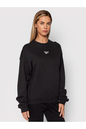 Reebok Kobieta Bluzy sportowe - Bluza Classic Small Logo GS1740 Oversize