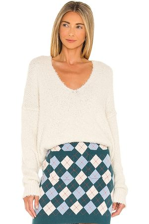 Free People Theo V Neck Sweater in - . Size L (also in M, S, XS).