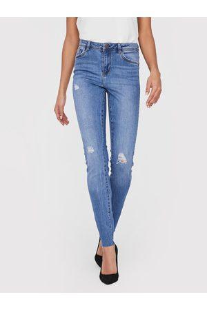 Vero Moda Jeansy Tanya 10228784 Slim Fit
