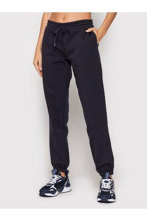 Napapijri Kobieta Spodnie dresowe - Spodnie dresowe Mebel W 1 NP0A4FSI Granatowy Regular Fit