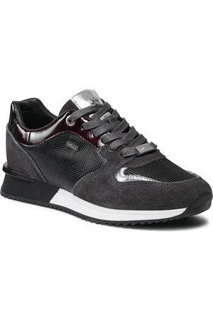 Mexx Sneakersy - MXK026102W Black/Burgundy