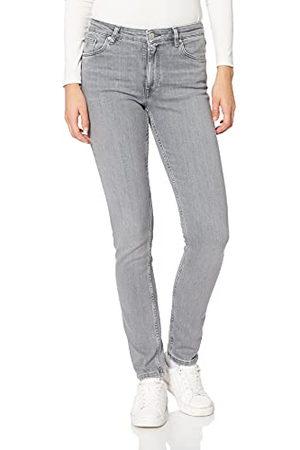 GANT Damskie FARLA SUPER Stretch Jeans spodnie rekreacyjne, Grey Worn IN, 31