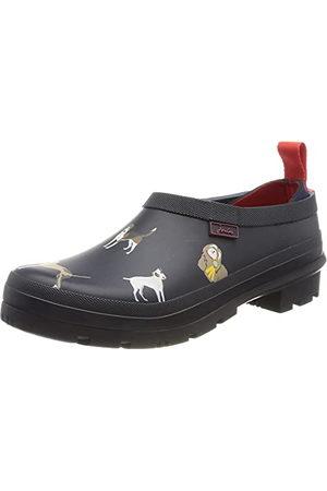 Joules Damskie buty przeciwdeszczowe Pop on, Navydogs - 37 EU