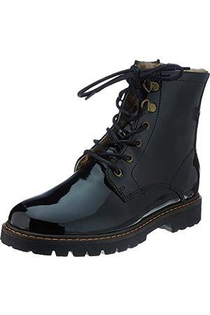 Bisgaard Maia modne buty damskie, Czarna skóra patentowa - 38 EU