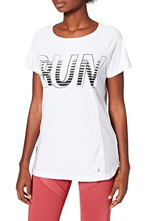 Lotto Damska koszulka Xride Iii z krótkim rękawem, Bianco, XS