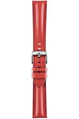 Morellato Bransoletka do zegarka, kolekcja sportowa, mod. Riding, z prawdziwej skóry, wodoodporna - A01X4749797 Taśma 18mm