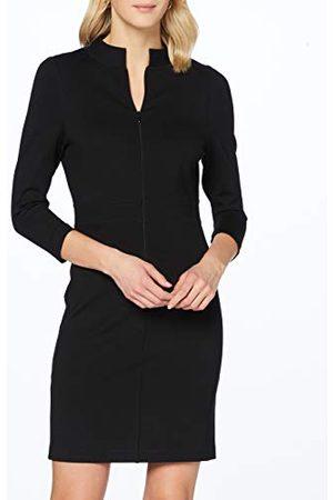 French Connection Damska sukienka Nuria Lla JRS VNK Fr Zp Bdy Ds na co dzień, , XS