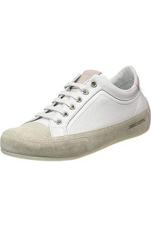 Candice Cooper Damskie buty Rock Deluxe Oxford, biały - Bianco Lotus - 41.5 EU