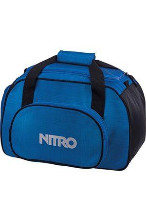 Nitro Sporttasche torba sportowa XS, torba sportowa, reisetasche, weekender, fitness stasche, 40 x 23 x 23 cm, 35 L, 1131-878019_ Blur Brilliant Blue