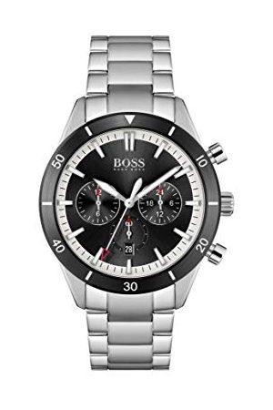 HUGO BOSS Męski analogowy zegarek kwarcowy z paskiem ze stali nierdzewnej 1513862