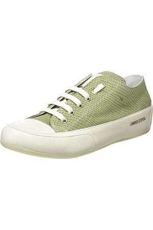 Candice Cooper Damskie buty Rock Oxford, zielony - Panna Oliva - 41 EU
