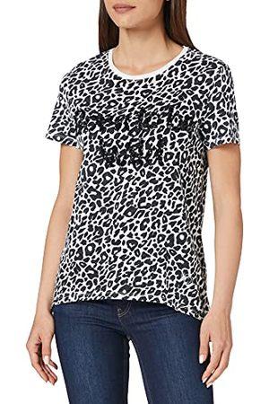 Key Largo Damski T-shirt Born Round, offwhite (1001), XS