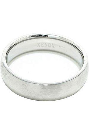 Xenox X5000-66 męski pierścionek ze stali, kolor srebrny, rozmiar 66