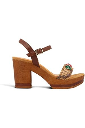 Gadea Damskie sandały Sei1460-3, - Pampa Camel - 38 EU